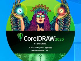 CorelDRAW 2020(CDR 2020) 官方简繁中文多国语言注册版(最后支持win7版本)