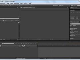 Adobe After Effects CS6 11.0.2.12 简体中文绿色版仅支持win7以上版本