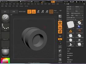 Pixologic ZBrush4R8(雕刻绘画软件)官方英文汉化注册版
