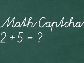 Wordpress算术验证码插件Math Captcha v1.2.10心语家园汉化版