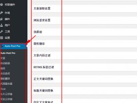 WordPress自动采集发布插件专业版WP AutoPost Pro [更新至v3.7.8]