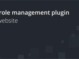 独家汉化WordPress用户角色编辑和管理插件User Role by BestWebSoft v1.6.3