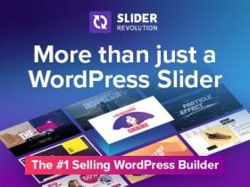 强大视差响应幻灯片插件 Slider Revolution 轮播幻灯片中文汉化版(含扩展包+1.5G模板包)【更新至V6.4.6】