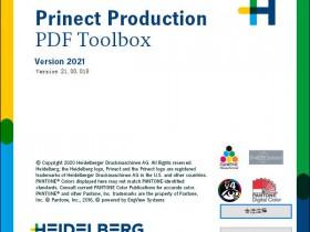 PDF一键转蓝插件 Prinect PDF Toolbox 2021 v21.00.018 中文破解版(附安装教程)
