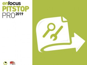 PDF一键转曲插件 Enfocus PitStop Pro 2019 v19.0.0.1007180 中文破解版(附激活文件+安装教程)