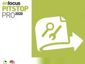 PDF一键转曲插件 Enfocus PitStop Pro 2020 v20.0.1122552 中文破解版(附激活文件+安装教程)